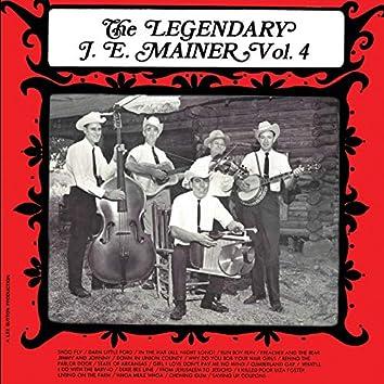 The Legendary J.E. Mainer (Vol. 4)