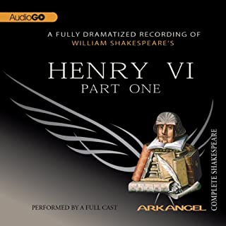 Henry VI, Part 1 audiobook cover art