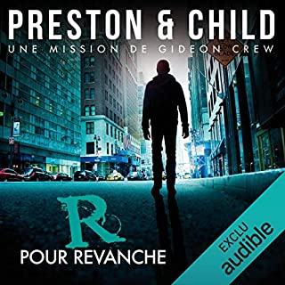 R pour Revanche     Saga Inspecteur Gideon Crew 1              By:                                                                                                                                 Douglas Preston,                                                                                        Lincoln Child                               Narrated by:                                                                                                                                 Alexandre Donders                      Length: 9 hrs and 27 mins     Not rated yet     Overall 0.0