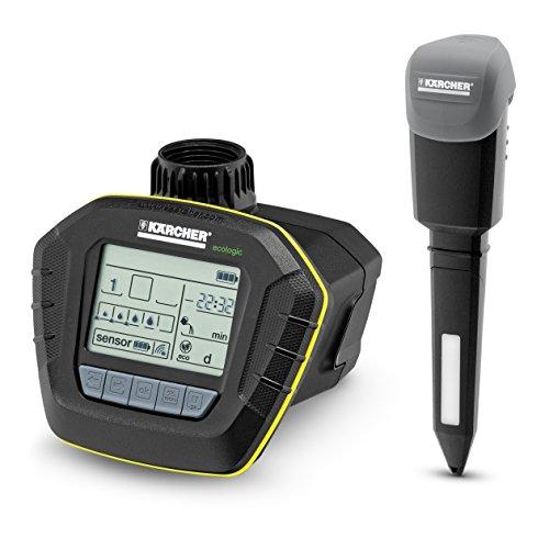 Kärcher Bewässerungscomputer SensoTimer ST 6 Duo eco!ogic (mit 1 Funksensoren)