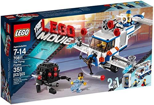 LEGO The Flying Flusher 351pieza(s) Juego de construcción - Juegos de construcción (7 año(s), 351 Pieza(s), 14 año(s))
