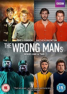The Wrong Mans - Series One & Two