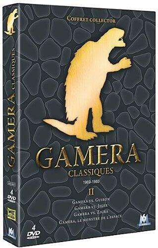 Gamera classiques-1969-1980-II [Édition Collector]