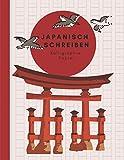 Japanisch schreiben: Kalligraphie Papier, Genkouyoushi, Kanji, Hiragana, Katakana Praxis Übungsheft