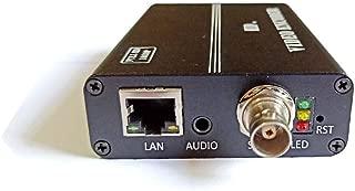 Voca Tech HD SD 3G SDI Encoder H.264 to IP Video Audio IPTV Encoder Supports TCP UDP Multicast Unicast RTP RTMP RTSP HTTP HLS ONVIF