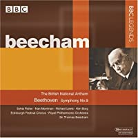 Symphony 9 by LUDWIG VAN BEETHOVEN (2007-07-31)