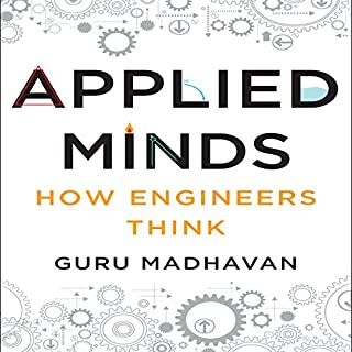 Applied Minds audiobook cover art