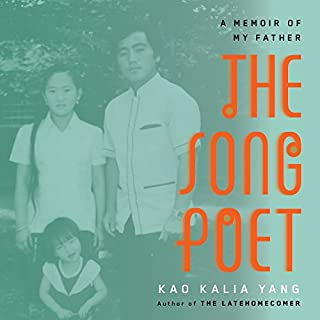 The Song Poet audiobook cover art