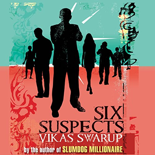 Six Suspects cover art