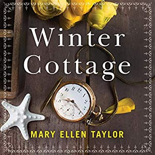Winter Cottage audiobook cover art