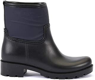 ESEM B0007 Yağmur Botu Kadın Ayakkabı Lacivert