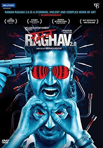 Raman Raghav 2.0 Hindi Blu Ray ( English Subtitles, All Regions )