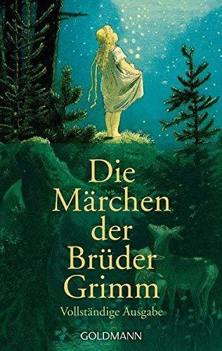 Die M?rchen der Br?der Grimm : Vollst?ndige Aus... [German] B007RCIZU6 Book Cover