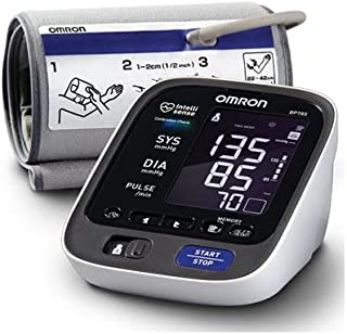 Omron IntelliSense BP785N Blood Pressure Monitor, Automatic, 200 Readings