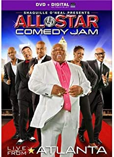 Shaquille O'Neal All Star Comedy Jam: Live From Atlanta Digital