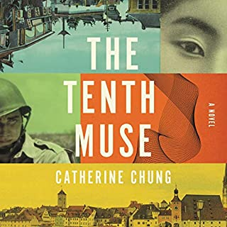 The Tenth Muse audiobook cover art