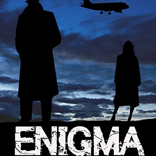 Enigma audiobook cover art