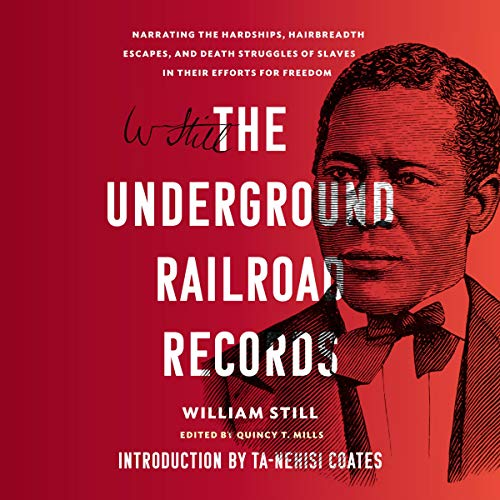 The Underground Railroad Records audiobook cover art