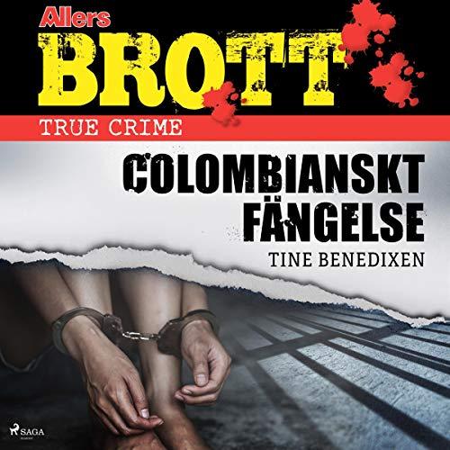 Colombianskt fängelse audiobook cover art