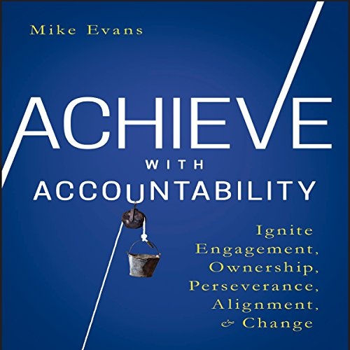 Achieve with Accountability audiobook cover art