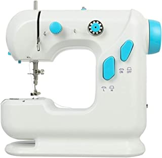 Elikliv Mini Sewing Machine with Expanding Board,Portable Great Household Sewing Machine