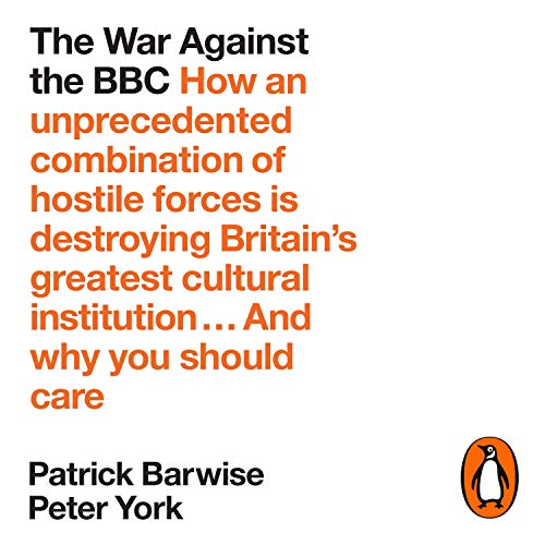 The War Against the BBC cover art