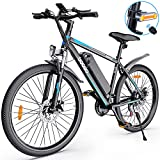 Electric Bike for Adults,Googo 26' Electric Mountain Bike with 350W...