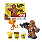 Playdoh-456E1934 Star Wars Chewbacca (Hasbro 456E1934)