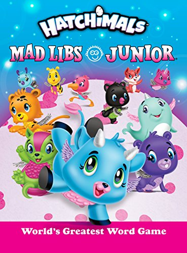 Hatchimals Mad Libs Junior
