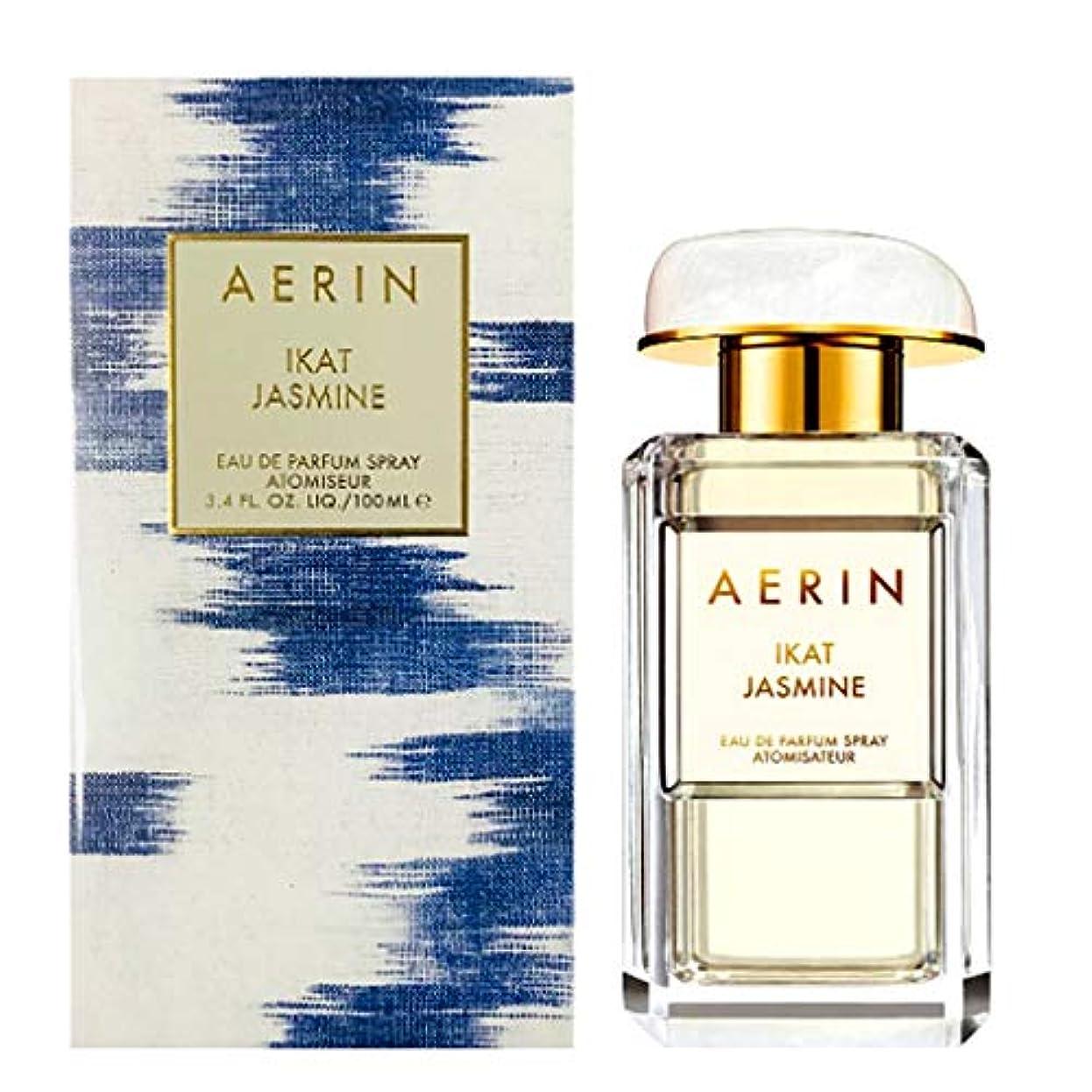 測る無力十分AERIN 'Ikat Jasmine' (アエリン イカ ジャスミン) 3.4 oz (100ml) EDP Spray by エスティローダー(Estee Lauder) for Women