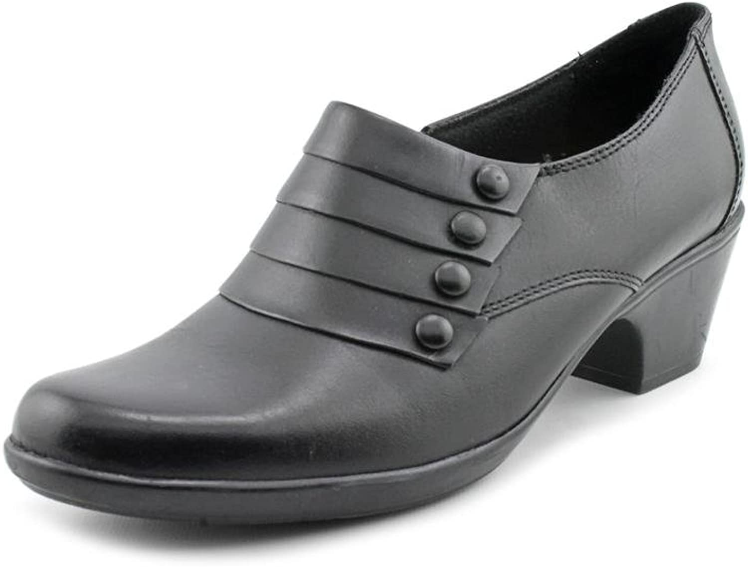Clarks Ingalls Falls Womens Leather Pumps Heels shoes