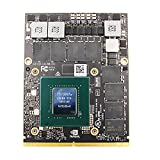 Tarjeta gráfica de 8 GB, para Alienware Gaming Laptop 18 17 R1 R2 R3 M17X R4 R5 Dell Precision 7730 Lenovo ThinkPad P71 Workstation, NVIDIA Quadro P4000 GDDR5 Original GPU MXM Video Board