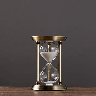Vosarea 60 minuti clessidra verde timer timer unora di sabbia orologio da tavolo orologio da sabbia per la scuola di home office
