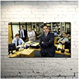 linshel Die Office TV-Serie Comedy Cast Steve Carell