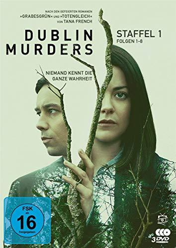 Dublin Murders - nach den Bestsellern Grabesgrün & Totengleich von Tana French (Mordkommission Dublin) [3 DVDs]