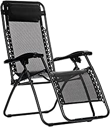 Amazon Basics Zero Gravity Chair