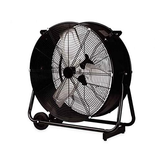 GSC Ventilador metalico de Suelo 70cm 250W Negro 005000746