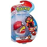 Giochi Preziosi Echte Pokemon Pop Action Pokeball - Litten & Poke Ball