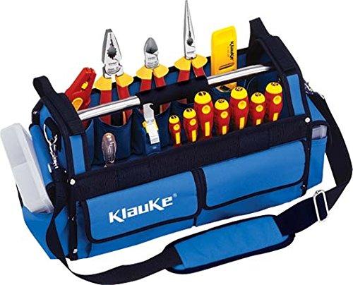 Klauke Erstausrüstertasche KL920B22 22tlg. Werkzeugset 4012078734677