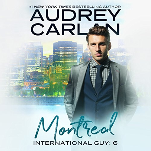 Montreal audiobook cover art