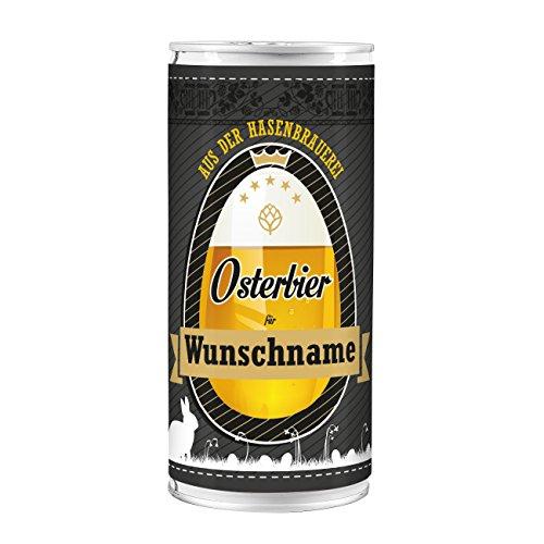 Lustapotheke® Bier mit Namen - Osterbier - tolles Ostergeschenk für Bierliebhaber