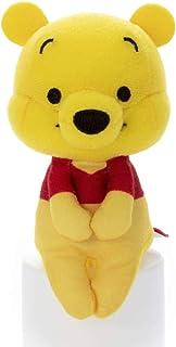 タカラトミーアーツ ディズニーキャラクター ちょっこりさん くまのプーさん ぬいぐるみ 高さ約 11cm