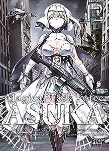 Magical Task Force Asuka Edition simple Tome 12