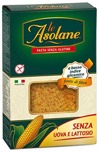 Le Asolane con Fibra Stelline - Pacco da 12 x 250 g