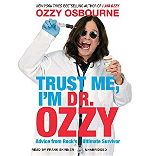 Trust Me, I'm Dr. Ozzy cover art