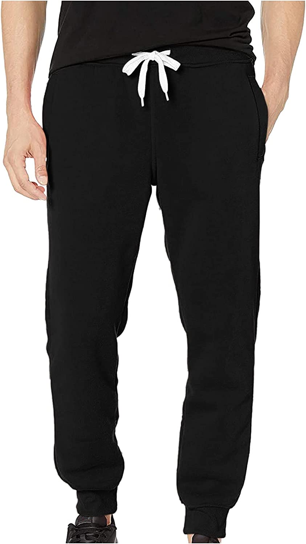 Binggong Pantalones de chándal para hombre, informales, de un solo color, para hacer deporte, para el tiempo libre, para correr, para el tiempo libre, para correr, para hacer deporte, ir a la moda