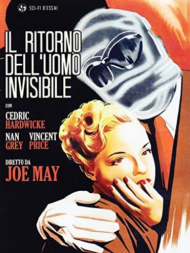 Il Ritorno Dell'Uomo Invisibile  [Italia] [DVD]