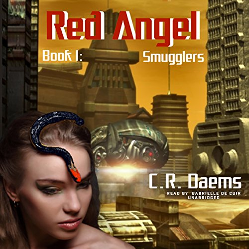 Smugglers Red Angel, Book 1 free on audible