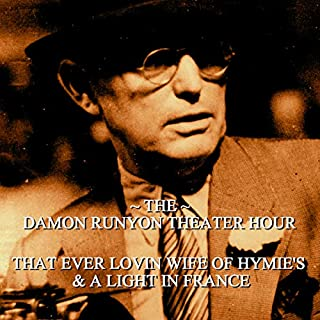That Ever Lovin Wife of Hymies & A Light in France cover art