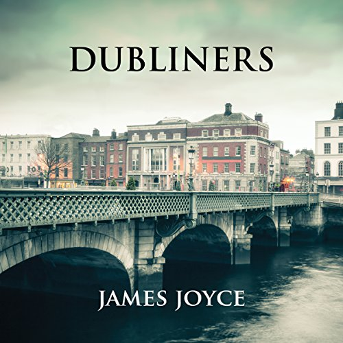 Dubliners audiobook cover art